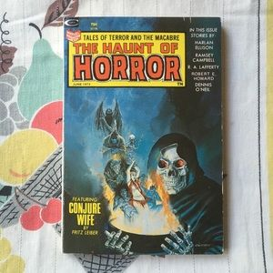 The Haunt of Horror July 1973